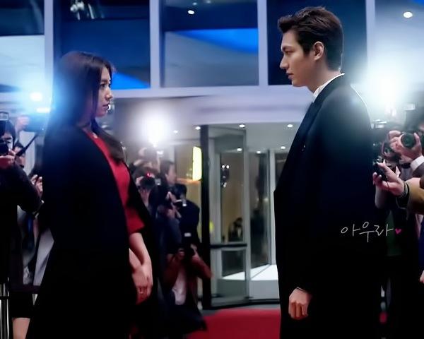"""""""Kim Tan"""" Lee Min Ho công bố người yêu trước báo giới 8"""