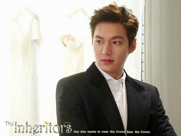 """""""Kim Tan"""" Lee Min Ho công bố người yêu trước báo giới 5"""