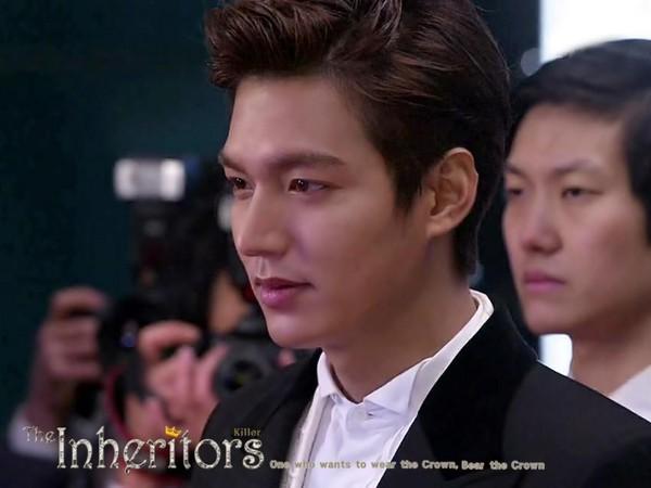 """""""Kim Tan"""" Lee Min Ho công bố người yêu trước báo giới 7"""