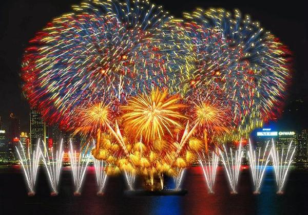 Những địa điểm cực đẹp để chiêm ngưỡng lễ hội pháo hoa Đà Nẵng 1