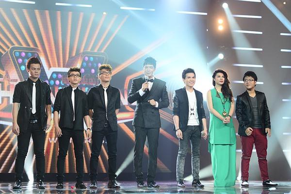 """Tứ kết 1 """"Tôi là người chiến thắng"""": Giám khảo Hoài Linh thu hút khán giả 10"""