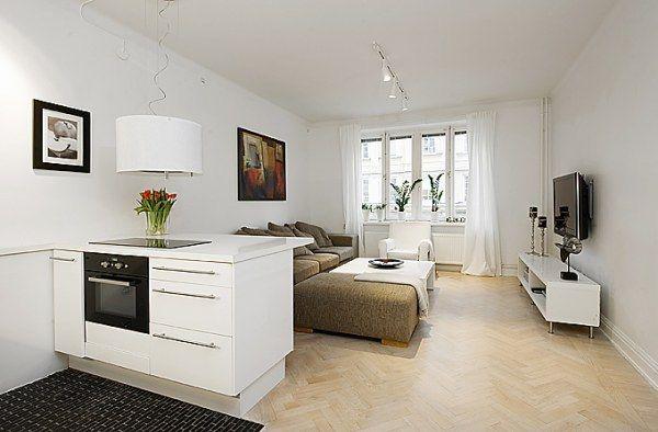 Tư vấn cải tạo căn hộ chung cư 28 mét vuông cho vợ chồng trẻ 3