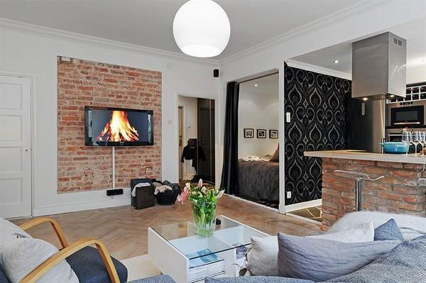 Tư vấn cải tạo căn hộ chung cư 28 mét vuông cho vợ chồng trẻ 6