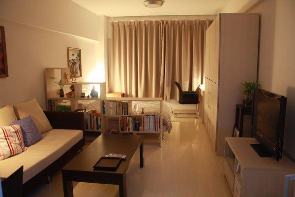 Tư vấn cải tạo căn hộ chung cư 28 mét vuông cho vợ chồng trẻ 7