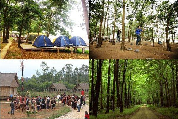 Lễ Giỗ tổ và 30/4: Những điểm du lịch gần Hà Nội tuyệt vời cho gia đình 2