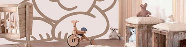 Trang trí nhà với những mẫu đề can dán tường tuyệt đẹp 18