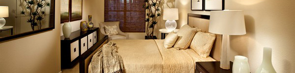 Tư vấn bố trí nội thất cho phòng ngủ 13m² vướng cột 4 góc 9
