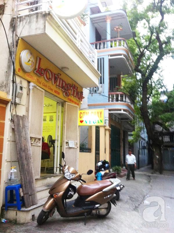 Điểm danh các quán chay ngon, giá mềm tại Hà Nội 12