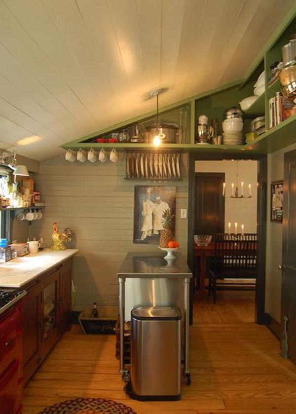 Móc treo - giải pháp thông minh cho nhà bếp nhỏ 1