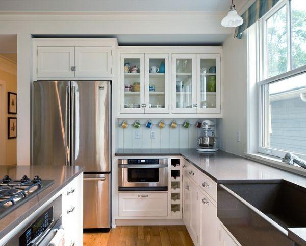 Móc treo - giải pháp thông minh cho nhà bếp nhỏ 2