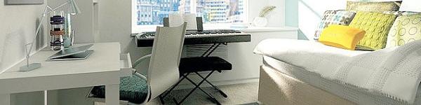 Nới rộng phòng ngủ nhỏ bằng những thủ thuật đơn giản (P.1) 6