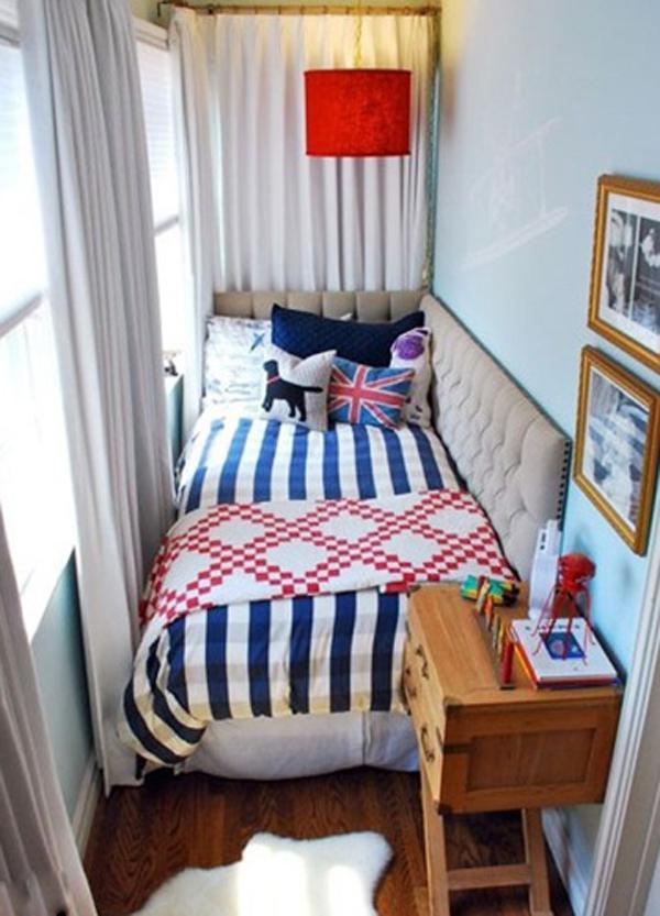 Giải pháp gỡ rối cho từng kiểu phòng ngủ nhỏ 3