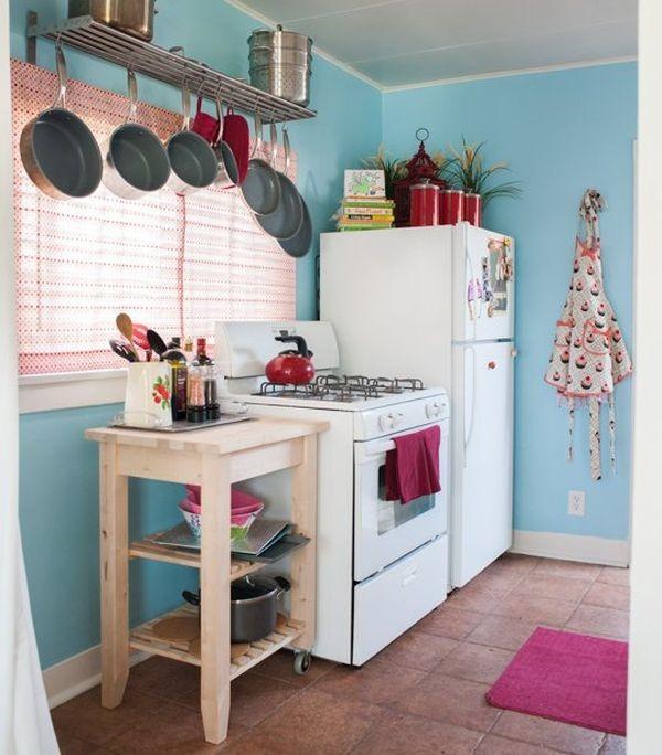 Móc treo - giải pháp thông minh cho nhà bếp nhỏ 3