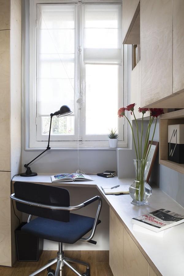 Top 5 căn hộ dưới 20m² có cách bài trí thông minh và đẹp mắt 6