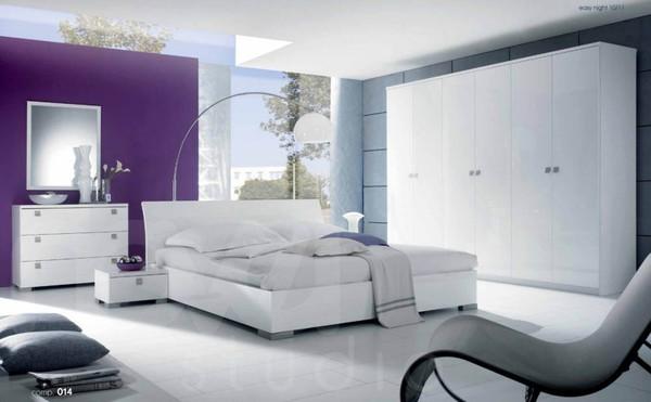 Tư vấn bố trí nội thất phòng ngủ bằng vách thoáng 2