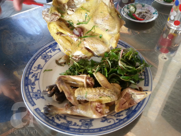 Gà đèo Le - đặc sản thương nhớ của Quảng Nam 2