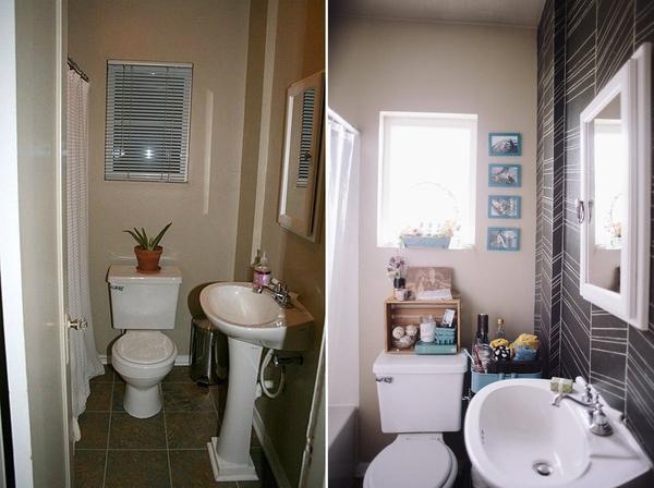 Ngắm 7 phòng tắm đẹp ngây ngất sau cải tạo 1