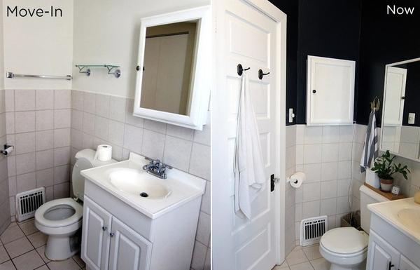 Ngắm 7 phòng tắm đẹp ngây ngất sau cải tạo 3