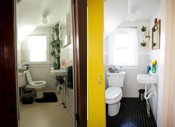 Ngắm 7 phòng tắm đẹp ngây ngất sau cải tạo 5