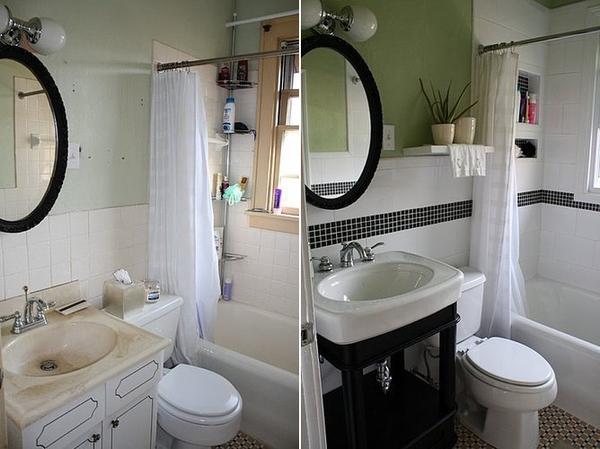 Ngắm 7 phòng tắm đẹp ngây ngất sau cải tạo 7