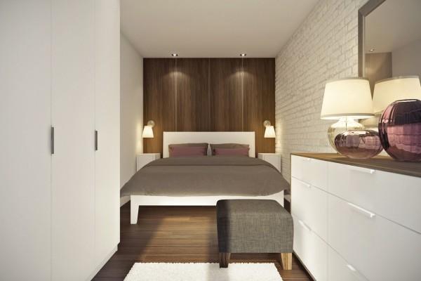 Ngắm căn hộ 45m² đẹp sang trọng với gam màu nâu - trắng 6