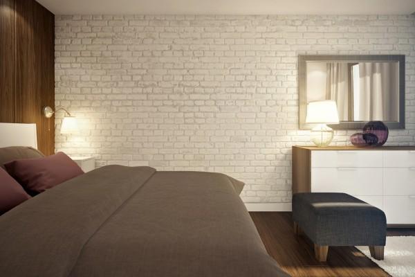 Ngắm căn hộ 45m² đẹp sang trọng với gam màu nâu - trắng 7