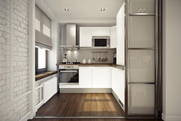 Ngắm căn hộ 45m² đẹp sang trọng với gam màu nâu - trắng 8