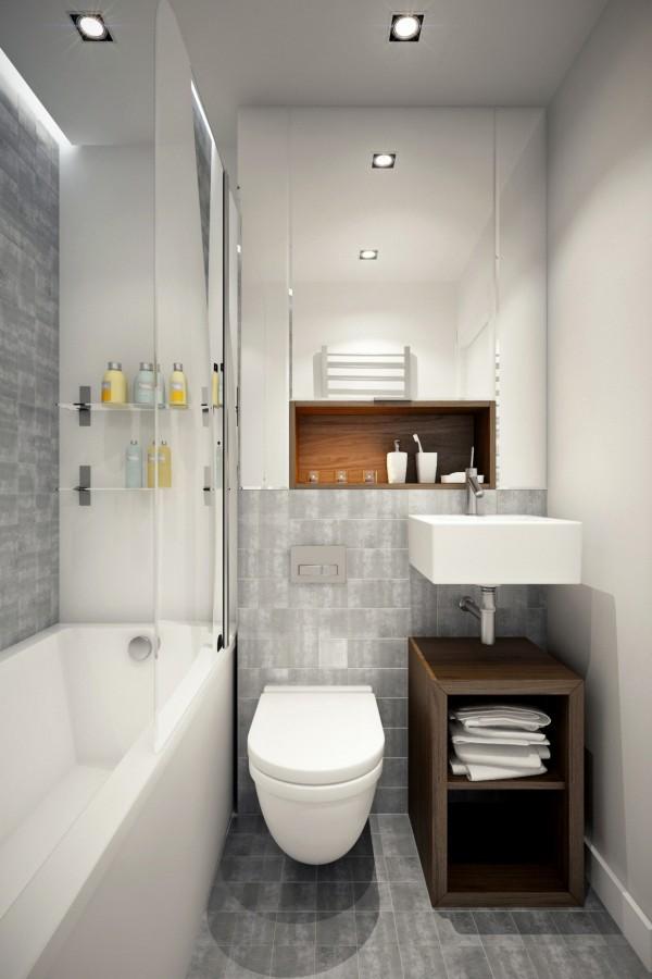 Ngắm căn hộ 45m² đẹp sang trọng với gam màu nâu - trắng 9