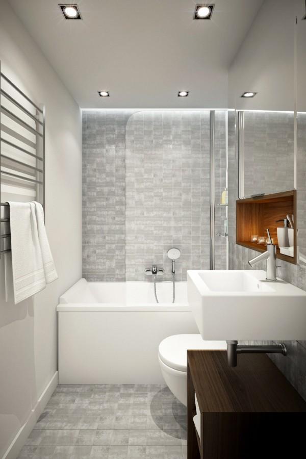 Ngắm căn hộ 45m² đẹp sang trọng với gam màu nâu - trắng 10