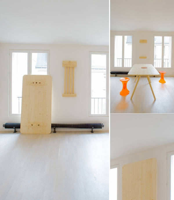 Những bất ngờ thú vị bên trong căn hộ siêu nhỏ 32m² 9
