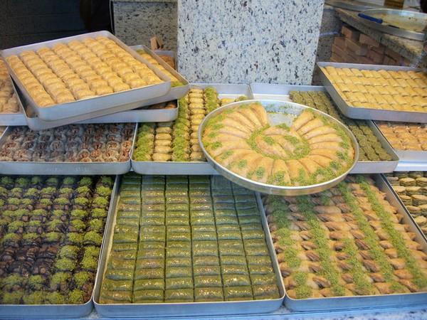 """Điểm danh các món ăn cực ngon """"nức nở"""" của Thổ Nhĩ Kỳ 7"""