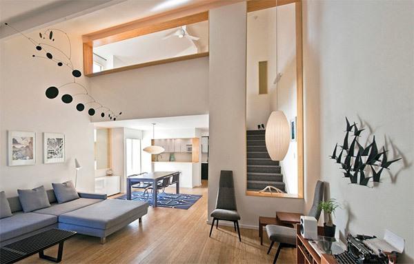 Ngôi nhà tự cải tạo giá 800 triệu của cặp vợ chồng kiến trúc sư 1