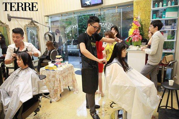 5 địa chỉ làm tóc đẹp có tiếng tại Hà Nội dành cho chị em 4
