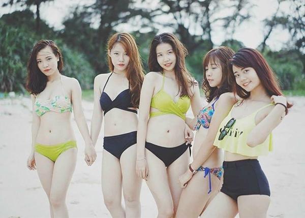Top 5 địa chỉ bán đồ bơi Hot nhất trên mạng xã hội Facebook
