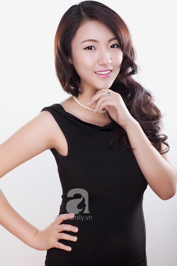 Học phong cách trang điểm môi hồng, lông mày nâu của Yoon Eun Hye 8