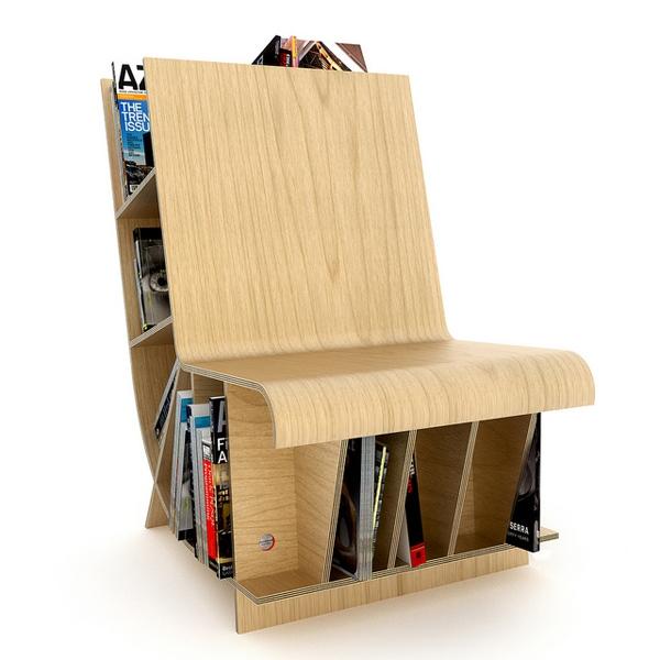 Những món nội thất đa năng cực tiện nghi cho nhà chật 3
