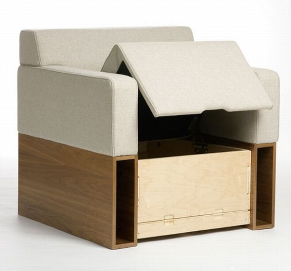 Những món nội thất đa năng cực tiện nghi cho nhà chật 5