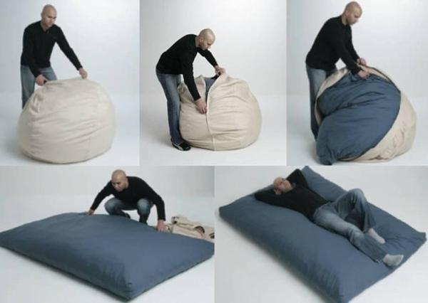 Những món nội thất đa năng cực tiện nghi cho nhà chật 8