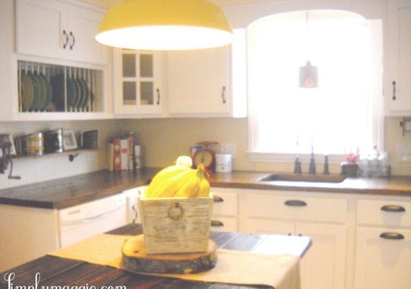 """Ngắm nhà bếp cũ kỹ trở nên tươi mới sau khi """"lột xác"""" 15"""