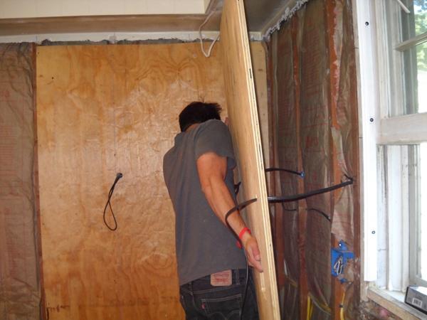 """Ngắm nhà bếp cũ kỹ trở nên tươi mới sau khi """"lột xác"""" 4"""