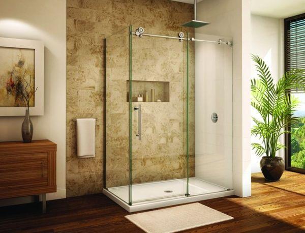 Bồn tắm đứng - giải pháp nới rộng không gian cho phòng tắm 2