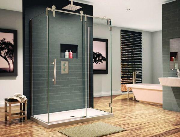 Bồn tắm đứng - giải pháp nới rộng không gian cho phòng tắm 5