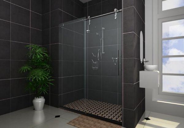Bồn tắm đứng - giải pháp nới rộng không gian cho phòng tắm 6