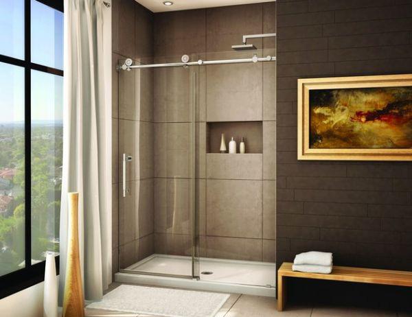 Bồn tắm đứng - giải pháp nới rộng không gian cho phòng tắm 10