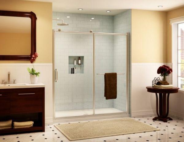 Bồn tắm đứng - giải pháp nới rộng không gian cho phòng tắm 3
