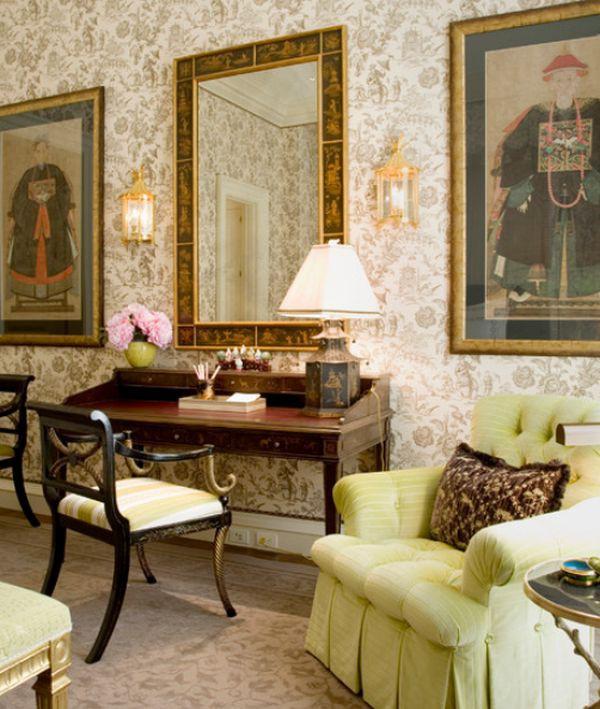 Gợi ý trang trí nội thất theo phong cách Á Đông 1