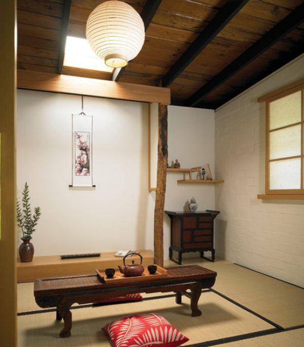 Gợi ý trang trí nội thất theo phong cách Á Đông 5