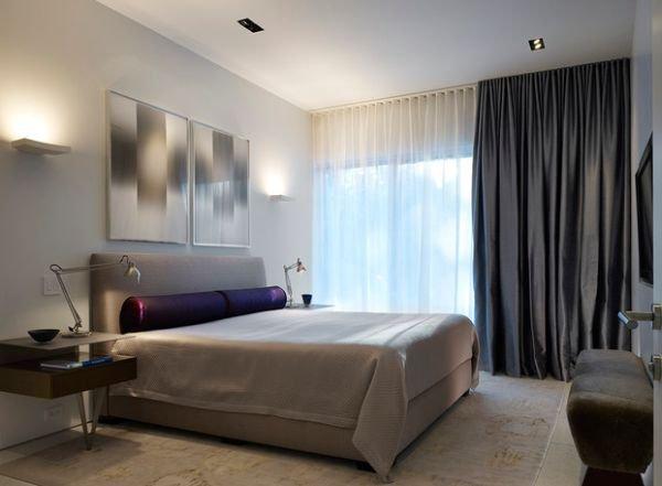 Nới rộng phòng ngủ nhỏ bằng những thủ thuật đơn giản (P.1) 1