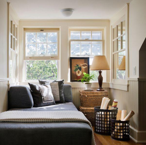 Nới rộng phòng ngủ nhỏ bằng những thủ thuật đơn giản (P.1) 4