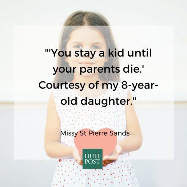 Câu nói khiến người lớn đứng hình